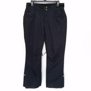 Planet Earth Snow Ski Winter Black Pants M